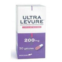 Ultra-levure 200 Mg Gélules Fl/30 à RUMILLY