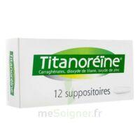 TITANOREINE Suppositoires B/12 à RUMILLY