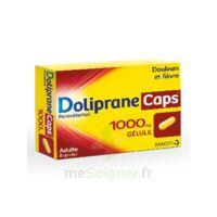 Dolipranecaps 1000 Mg Gélules Plq/8 à RUMILLY