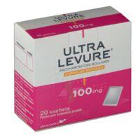 Ultra-levure 100 Mg Poudre Pour Suspension Buvable En Sachet B/20 à RUMILLY