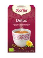 Yogi Tea Detox à RUMILLY