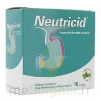Neutricid Susp Buv En Sachet 18sach/20ml à RUMILLY