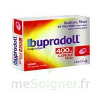 Ibupradoll 400 Mg Caps Molle Plq/10 à RUMILLY