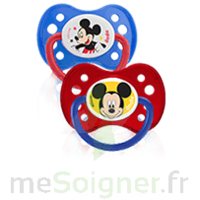 Dodie Disney Sucette Anatomique Silicone +6mois Mickey Lot/2 à RUMILLY