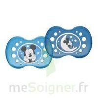 Sucette Dodie Anatomique Silicone Mickey 18 Mois + X 2 à RUMILLY