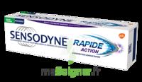 Sensodyne Rapide Pâte Dentifrice Dents Sensibles 75ml à RUMILLY