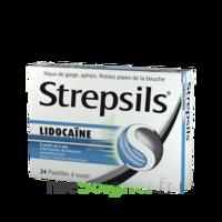 Strepsils lidocaïne Pastilles Plq/24 à RUMILLY