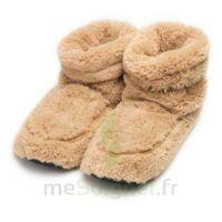 Soframar Cozy Bouillotte Grain De Millet Micro-ondable Boots Camel à RUMILLY