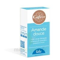 Gifrer Huile D'amande Douce 100ml à RUMILLY
