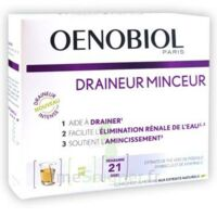 Oenobiol Draineur Poudre Thé Sticks/21 à RUMILLY