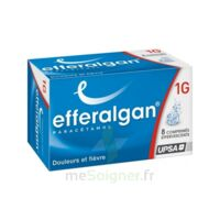 Efferalganmed 1 G Cpr Eff T/8 à RUMILLY