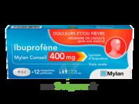 IBUPROFENE MYLAN CONSEIL 400MG, comprimés pelliculés à RUMILLY