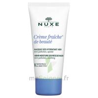 Crème Fraiche® De Beauté - Masque Hydratant 48h Et Anti-pollution50ml à RUMILLY