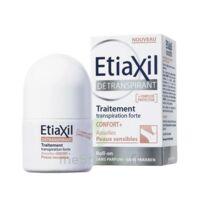 ETIAXIL AISSELLES Déodorant confort + Roll-on/15ml à RUMILLY