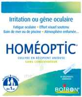 Boiron Homéoptic Collyre unidose à RUMILLY