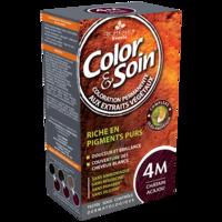 Color&soin Kit Coloration Permanente 4m Châtain Acajou à RUMILLY