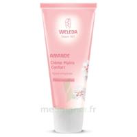 Weleda Crème Mains Confort à L'amande 50ml à RUMILLY