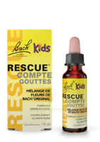 RESCUE® KIDS Compte-gouttes - 10 ml à RUMILLY