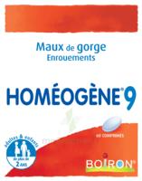 Boiron Homéogène 9 Comprimés à RUMILLY