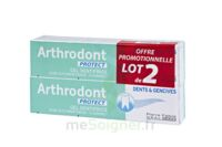 Pierre Fabre Oral Care Arthrodont Protect Dentifrice Lot De 2 X75ml à RUMILLY