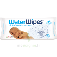 Waterwipes Lingette Nettoyante Bébé B/60 à RUMILLY