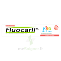 Fluocaril Kids Dentifrice Fraise 0-6 Ans T/50ml à RUMILLY