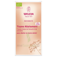 Weleda Tisane Allaitement 2x20g à RUMILLY