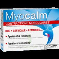 MYOCALM Comprimés contractions musculaires B/30 à RUMILLY