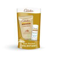 Rogé Cavaillès Nutrissance Pocket Crème mains Douceur + Baume Lèvres Réparateur 30ml + 5,5g Edition limitée à RUMILLY
