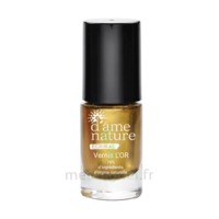 D'AME NATURE ECRINAL Vernis soin l'or Fl/5ml à RUMILLY