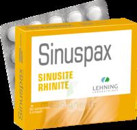 Lehning Sinuspax Comprimés à Croquer 3plq/20 à RUMILLY
