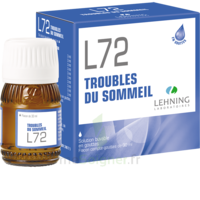 Lehning L72 Solution Buvable En Gouttes 1fl/30ml à RUMILLY