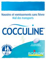 Boiron Cocculine Comprimés orodispersibles B/40 à RUMILLY