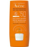 Avène Eau Thermale Solaire Stick Large 50+ 8g à RUMILLY